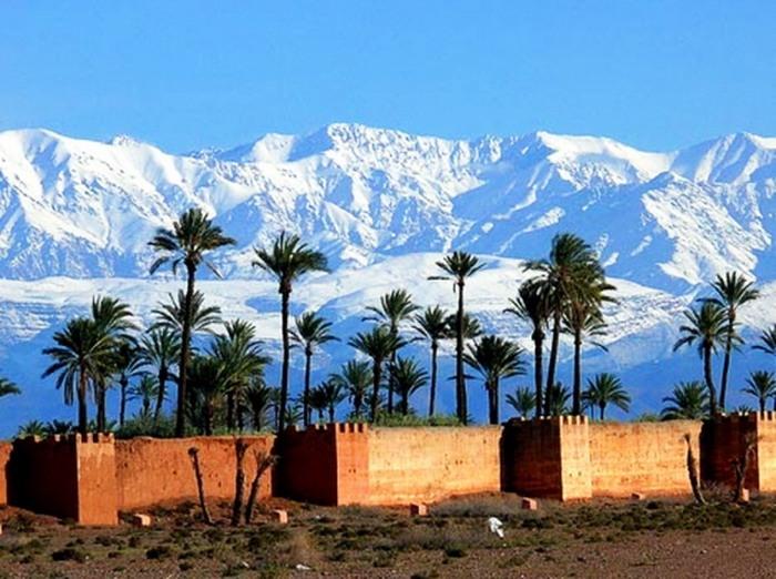 Марокко CN2R Зима и Лето
