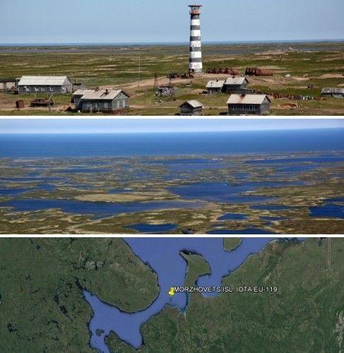 Остров Моржовец RI1O