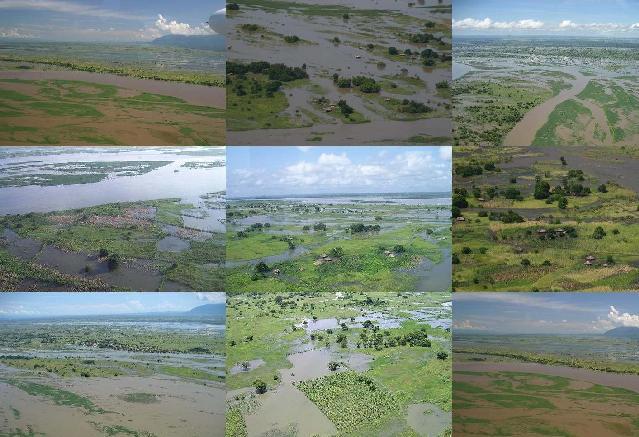 Мозамбик долина реки замбези c95wh dx