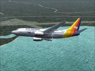 Nadi Viti Levu Island Fiji Islands 3D2T