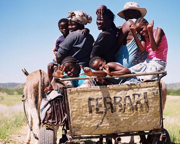 Намибия V5/DJ2HD Намибия V5/DJ2BQ