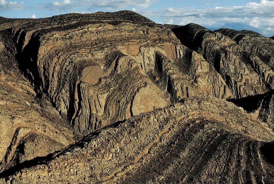 Намибия V55DLH Горы