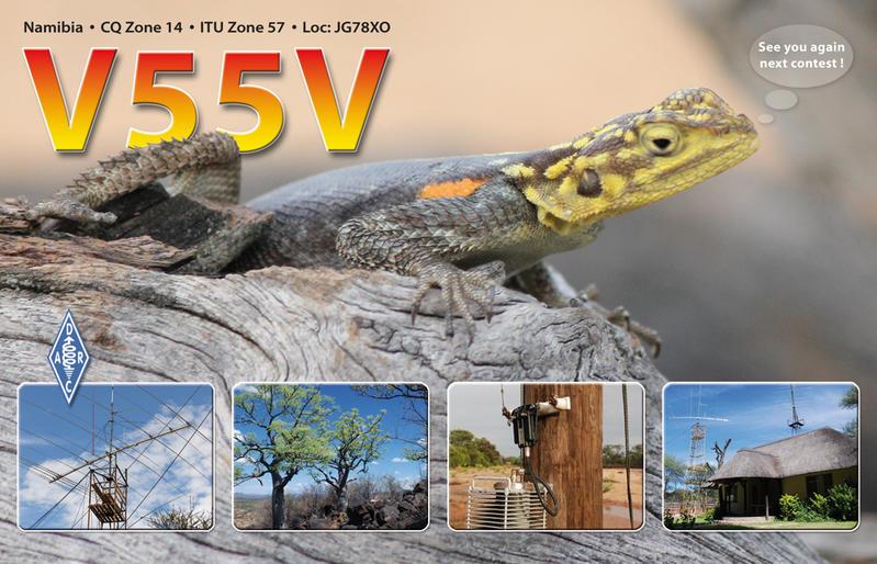 Namibia V55V V5/DK9IP