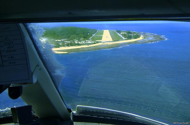 Остров Науру C21HA Аэропорт DX Новости