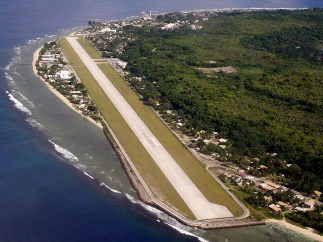 Nauru Island C21BN Airport