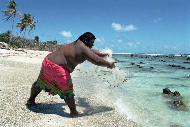 Знаете такую страну Науру? Поразительные факты об этой стране.