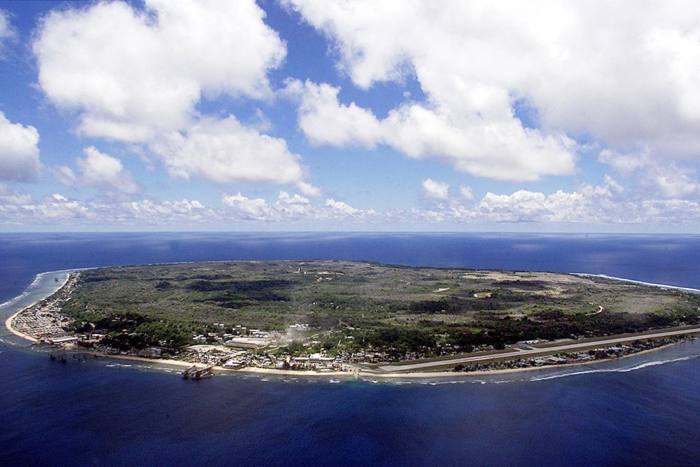 Nauru C21GC DX News