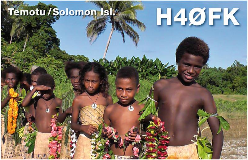 Nendo Island Temotu Province Solomon Islands
