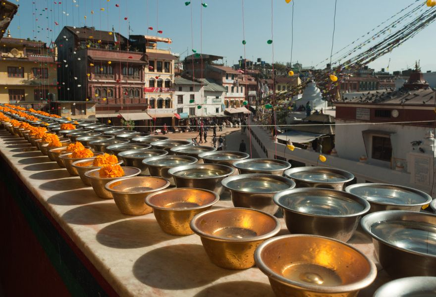 Непал 9N7AH Туристические достопримечательности