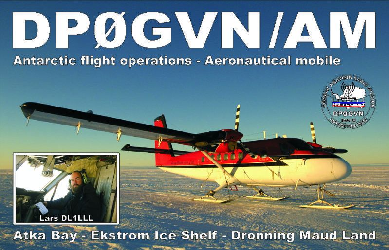 Neumayer Station III Antarctica DP0GVN DX News