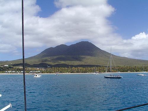 Nevis Island V47XSG DX News