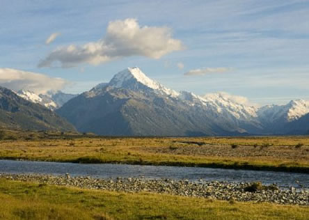 New Zealand ZM2M DX News Mount Cook CQ WW DX SSB 2009
