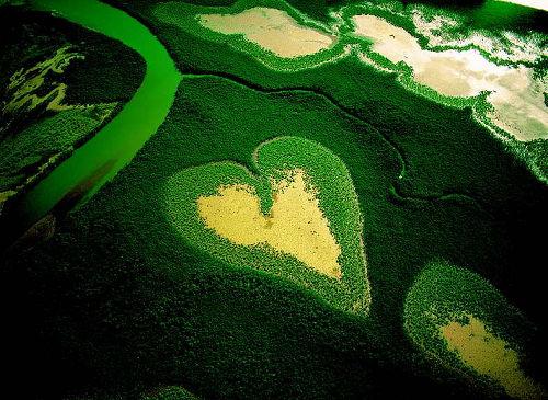 Остров Новая Каледония FK/9A4DU Природное Сердце