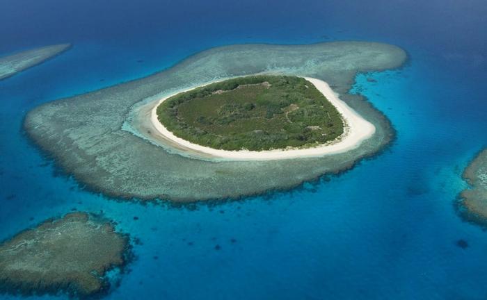 Новая Каледония TX1CW