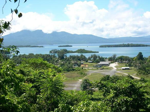 New Georgia Island Solomon Islands H44UD
