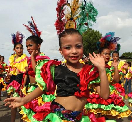 Никарагуа Карнавал