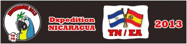 Nicaragua H7H DX News Logo