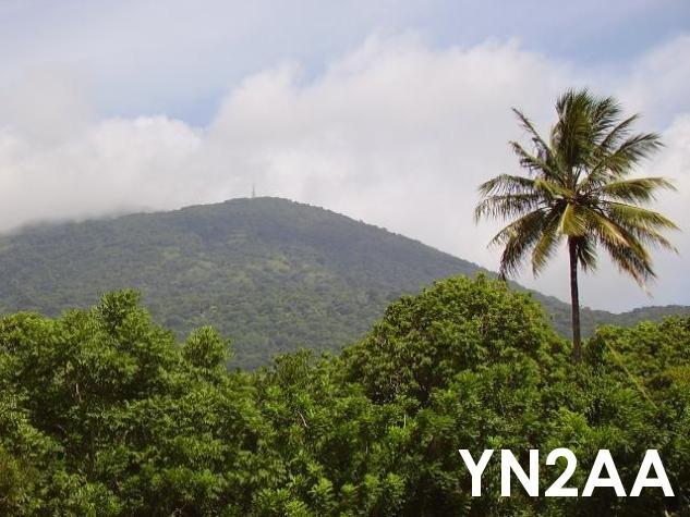 Nicaragua YN2AA 2013