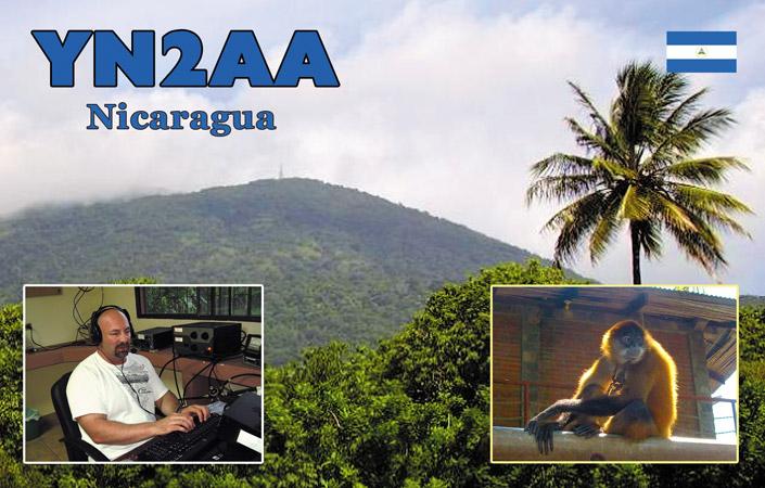 Nicaragua YN2AA DX News 2013