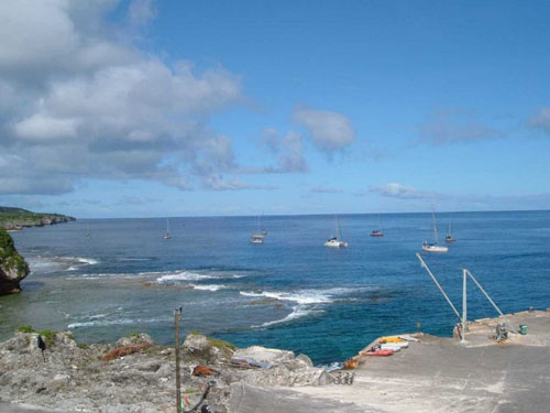 Niue Island ZK2A