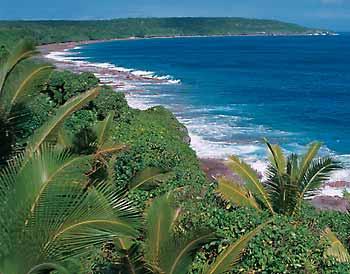 Niue Island ZK2V