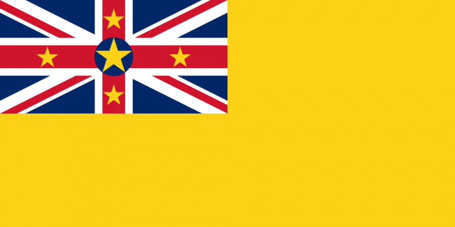 Niue Flag of Niue E6XG