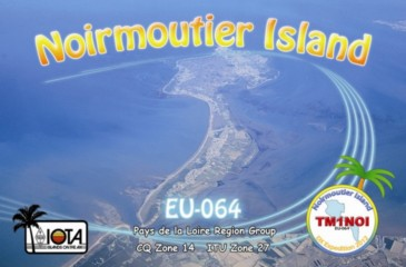Noirmoutier Island TM2NOI DX News