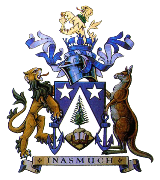 Norfolk Island Coat of Arms VK9DAC