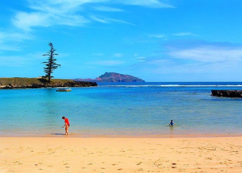 Norfolk Island VK9DAC