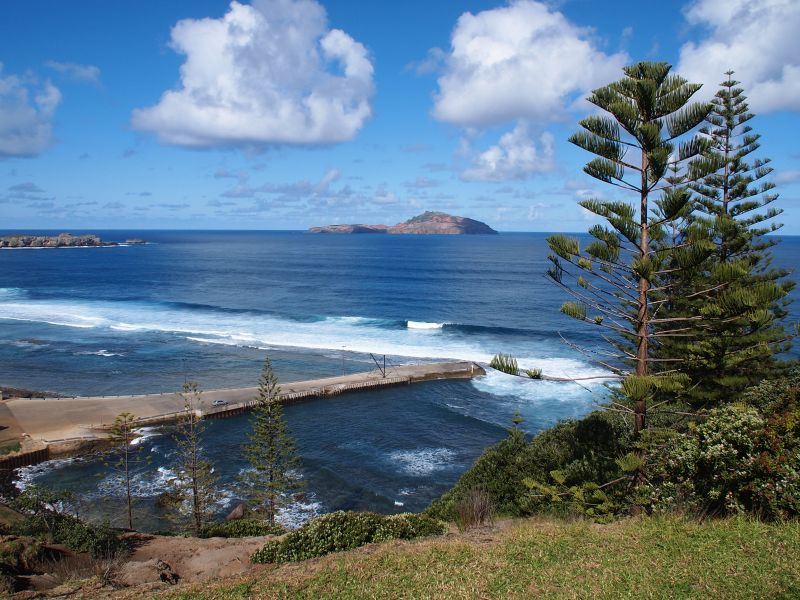 Norfolk Island VK9DAC DX News