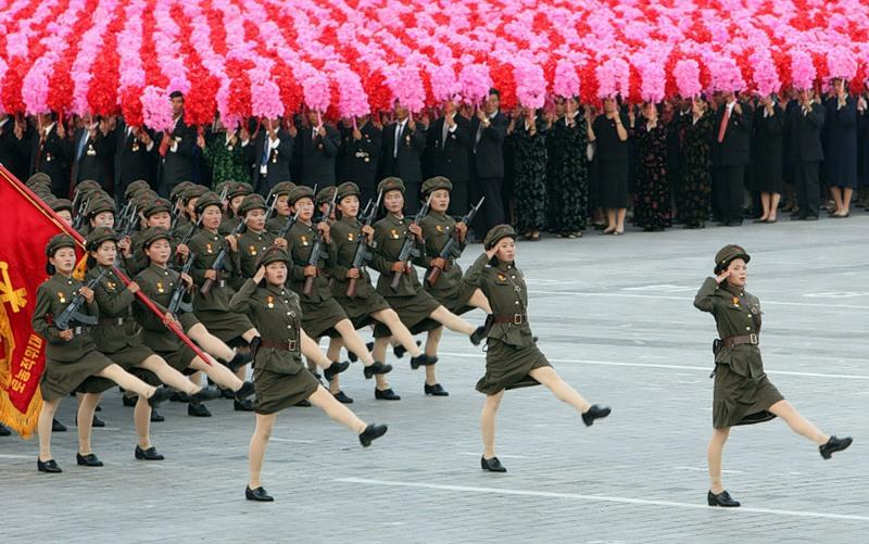 Северная Корея Проект P5 КНДР