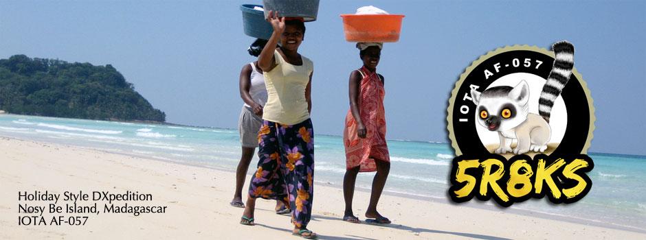 Nosy Be Island Madagascar 5R8KS