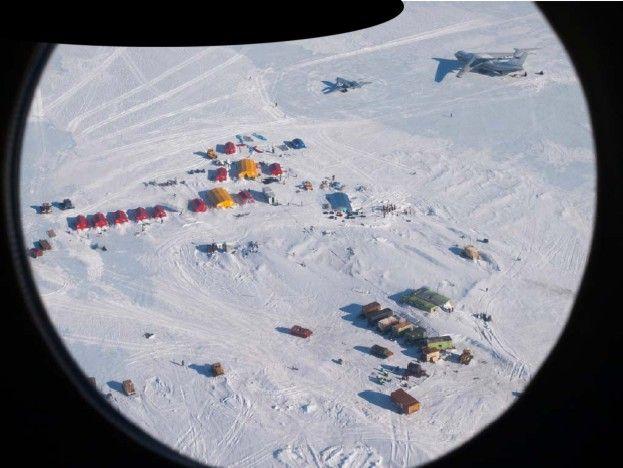 Novo Airbase Antarctica DX News RI1ANR