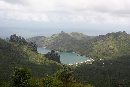 Nuku Hiva Island Marquesas Islands FO8RZ/P