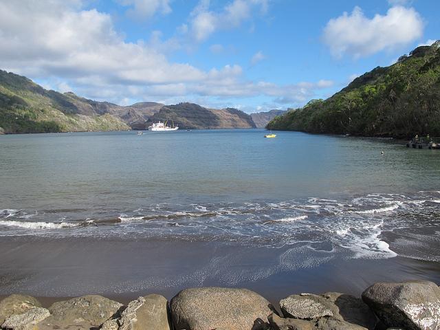 Nuku Hiva Island Marquesas Islands TX5VT