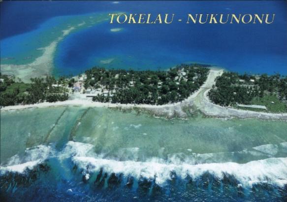 Nukunonu Island Tokelau Islands