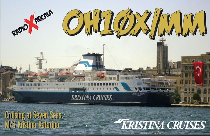 OH10X/MM Kristina Cruises