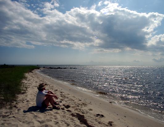 Ocrakoke Island