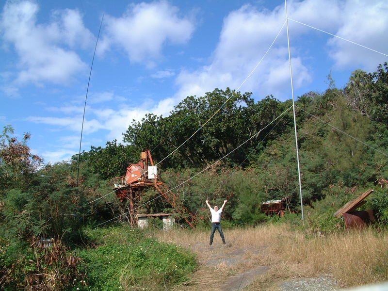 Chichi Jima Island Ogasawara Islands Bonin Islands JD1BMH DX News