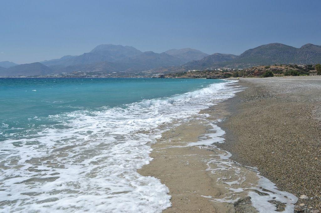 Остров Крит SW9XB У моря