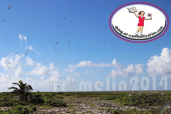 Остров Тромлен FT4TA AT DX Новости спонсор DX Экспедиции