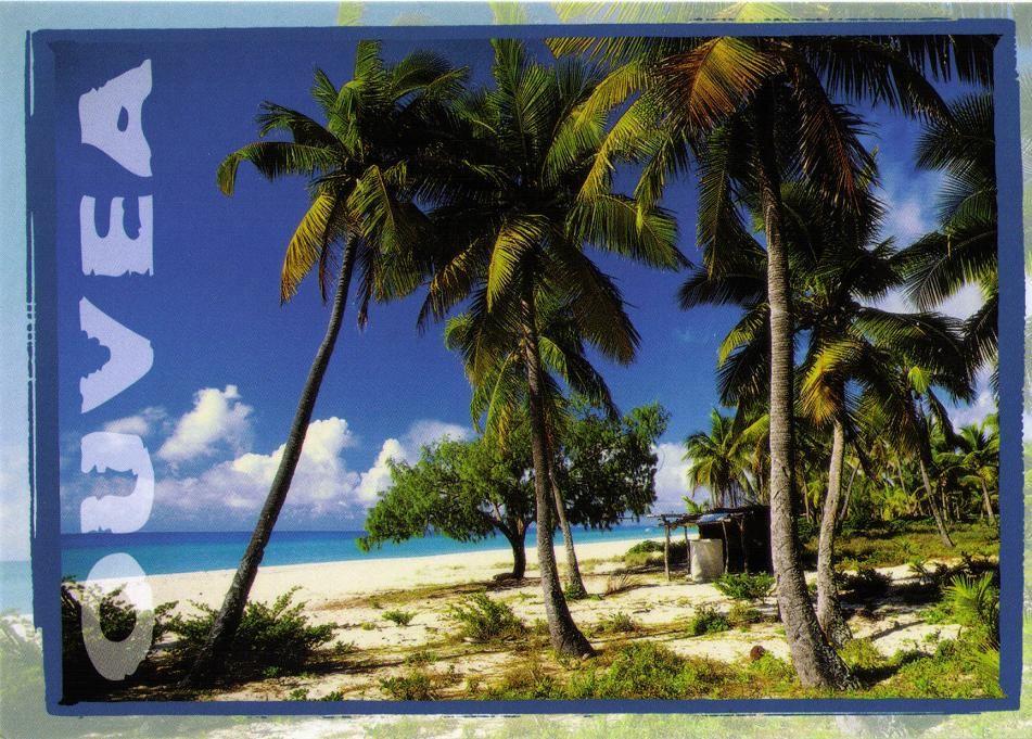 Ouvea Island FK8RO/P DX News