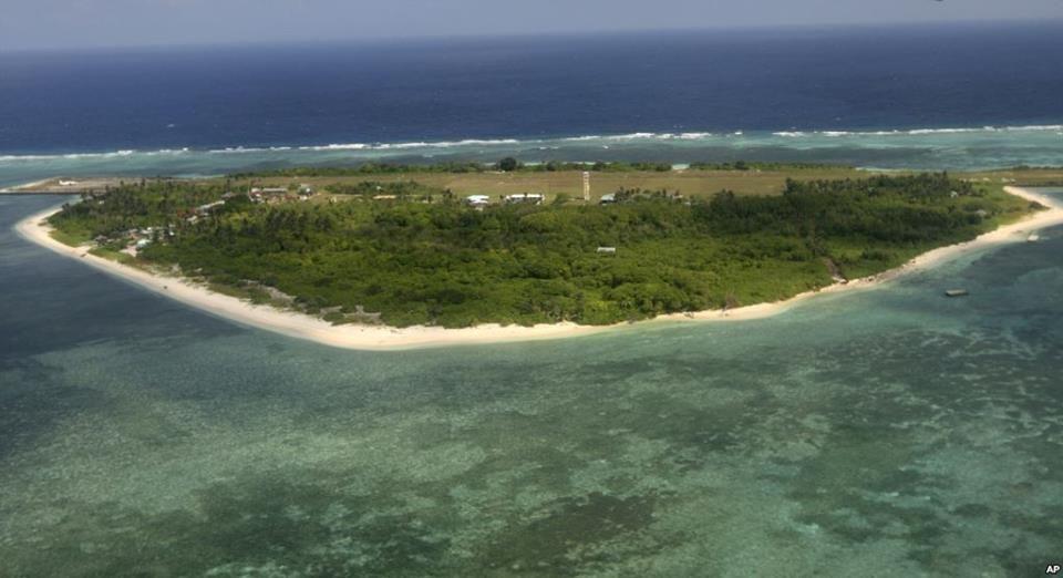 Остров Пагаса Острова Спратли DX0P
