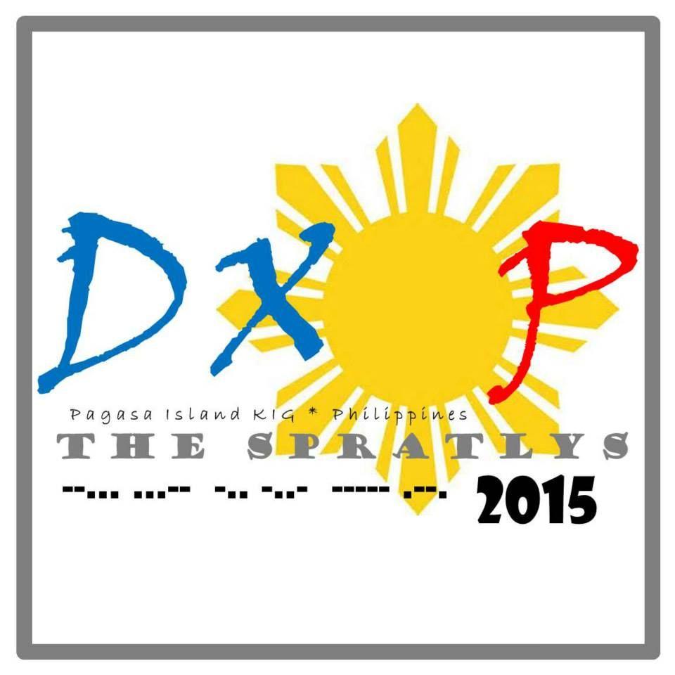 Остров Пагаса острова Спратли DX0P Логотип