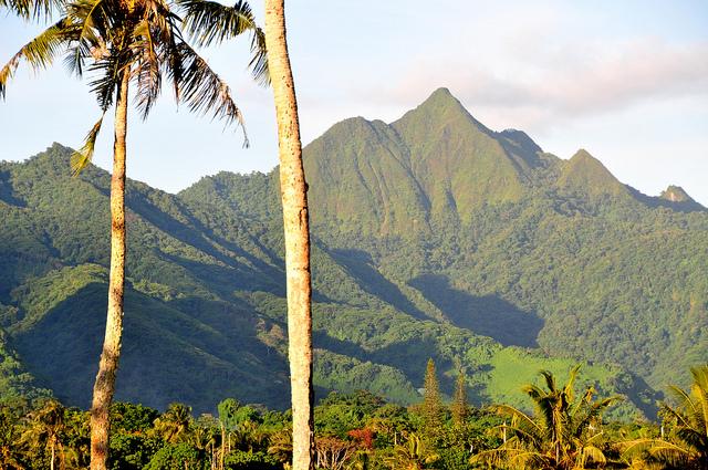 Паго Паго Американское Самоа KH8/JA2ZL