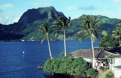 Pago Pago Island American Samoa DX News KH8/JA2ZL