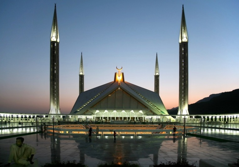 Pakistan Islamabad AP2ARS EY8MM