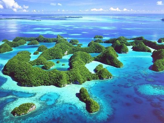 Палау Остров T88OM