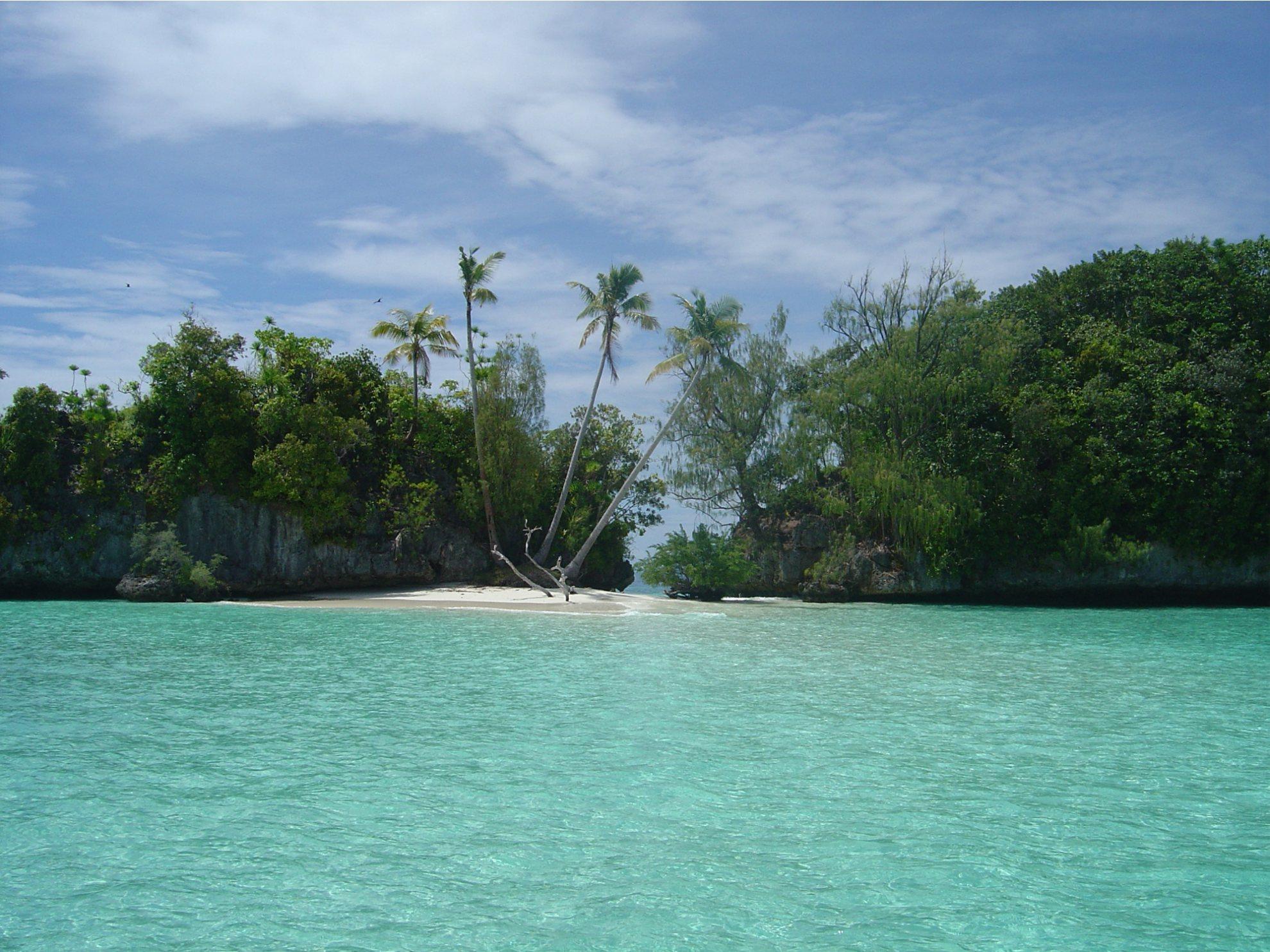 Palau Island T88RX