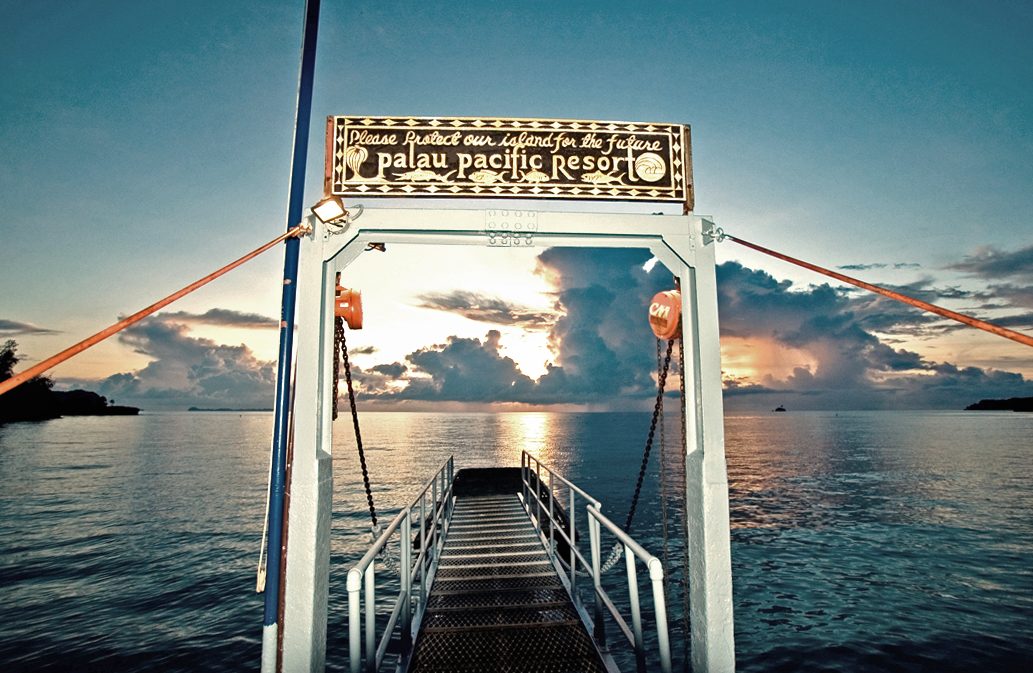 Палау Острова